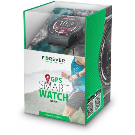 Forever GPS watch SW-500