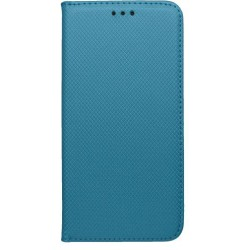 Knižkové puzdro Huawei Mate 20 Lite tyrkysové, vzorovaný povrch