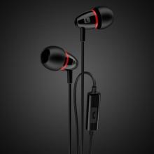 Slúchadlá Pro Sport, stereo headset, 3.5mm, čierne, priložený organizér