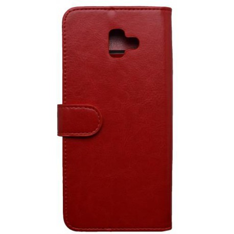 Knižkové puzdro EPICO FLIP CASE Samsung Galaxy J6 Plus červené