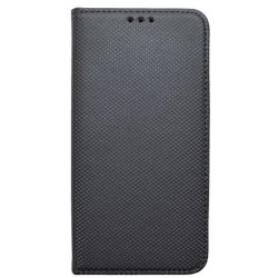Knižkové puzdro Nokia 2.1 čierne, vzorovaný povrch