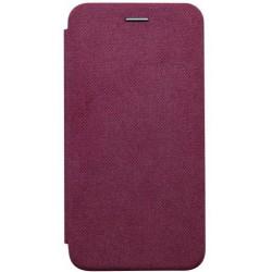 Knižkové puzdro Epico Cotton Flip Samsung Galaxy J4 Plus ružové