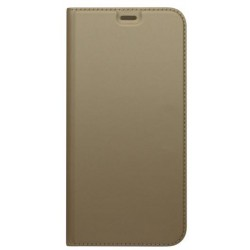 Knižkové puzdro Samsung Galaxy J6 Plus zlaté