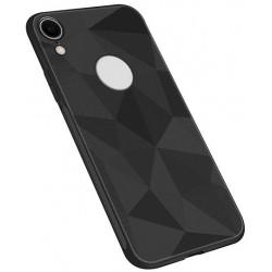 Silikónové púzdro na Samsung G965 Galaxy S9 Plus, čierne, Prism Diamond Matt