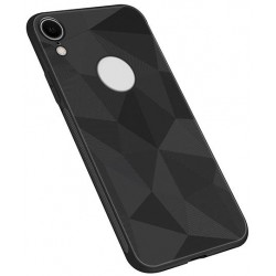 Silikónové púzdro na Samsung G975 Galaxy S10 Plus, čierne, Prism Diamond Matt