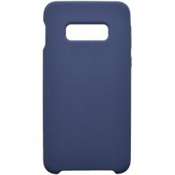 Puzdro Epico Silicone Samsung Galaxy S10e modré