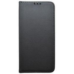 Knižkové puzdro Huawei P30 Lite čierne, vzor