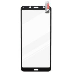 Ochranné sklo Xiaomi RedMi 7A, čierne, fullcover, 0.33mm, Q sklo