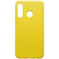 Puzdro Eco Huawei P30 Lite žlté
