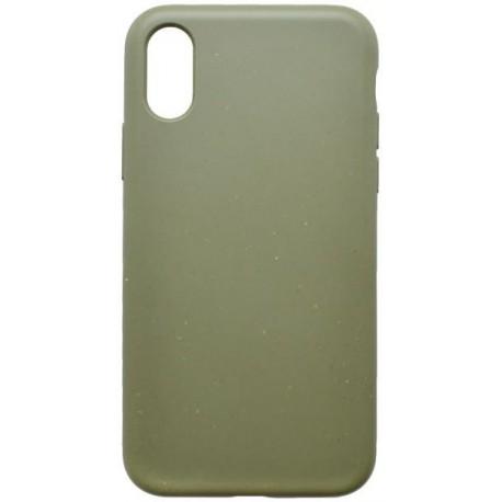 Puzdro Eco iPhone X/XS khaki