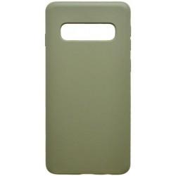 Puzdro Eco Samsung Galaxy S10 khaki