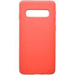 Puzdro Eco Samsung Galaxy S10 červené