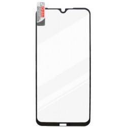 Ochranné sklo Xiaomi RedMi Note 8 čierne, full glue