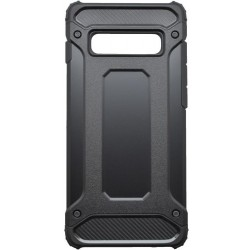 Plastové puzdro Defender II Samsung Galaxy S10 Plus čierne