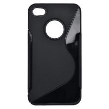 Gumené puzdro iPhone 4S