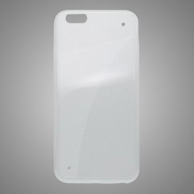 Gumené puzdro iPhone 6, transparentné