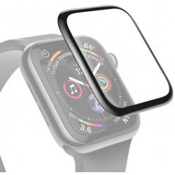 Ochranné sklo pre Apple Watch 42mm čierne, full glue