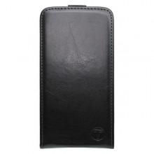 Sklopné knižkové puzdro Coolpad Porto E560, čierne