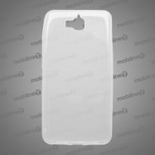 Gumené puzdro Huawei Y6 Pro, priehľadné, anti-moisture