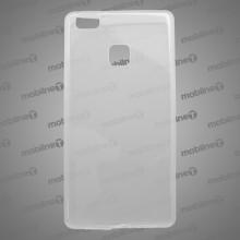 Gumené puzdro Huawei P9 Lite, priehľadné, anti-moisture