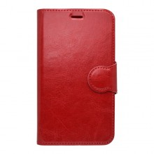 Bočné knižkové puzdro Huawei Y5 II, červené