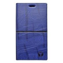 Knižkové puzdro Luxury Samsung Galaxy J7 2016, modré