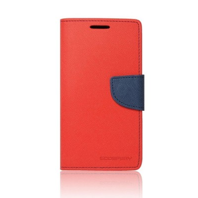 Z3 (D6603) SONY knižkové puzdro červené GOOSPERY