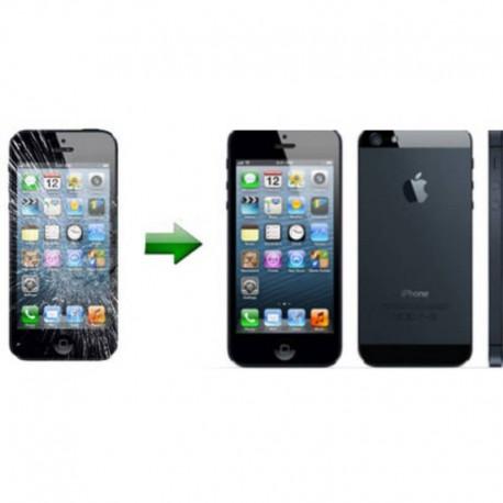 Výmena - IPHONE 5 LCD + DOTYKOVÁ PLOCHA - KGSMshop c5a29afc4b5