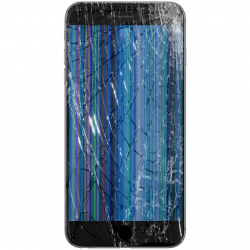 iPhone 6S LCD set čierny - oprava/výmena
