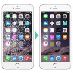 iPhone 6S LCD set biely - oprava/výmena