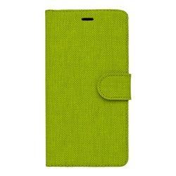 Bočné knižkové puzdro Denim Huawei Honor 7 Lite, zelené