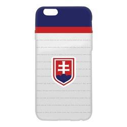 Gumené puzdro s potlačou iPhone 6, slovenský znak