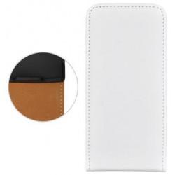 Knižkové puzdro Sony Xperia M (C1905), biele