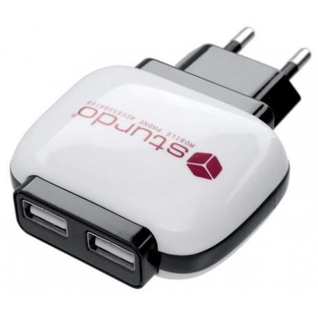 Duálna USB nabíjačka Sturdo 5V/2A