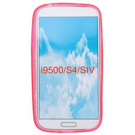 Gumené puzdro Samsung i9500 Galaxy S IV (S4)