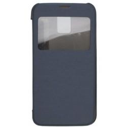 Knižkové puzdro bočné Samsung Galaxy S5, sivé
