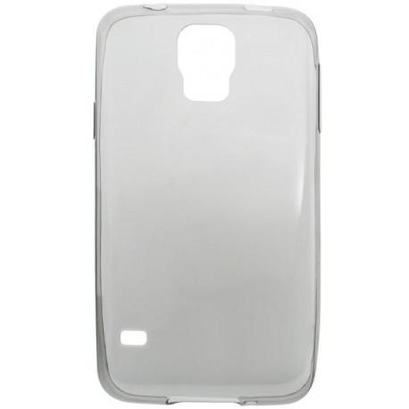 Gumené puzdro Samsung Galaxy S5, sivé