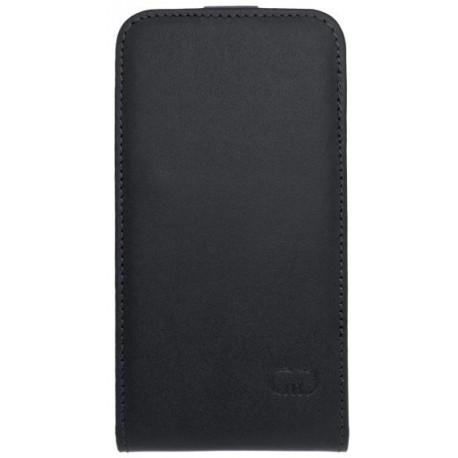 Knižkové puzdro Sony Xperia E1, čierne