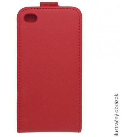 Knižkové puzdro Samsung Galaxy S5 mini, červené