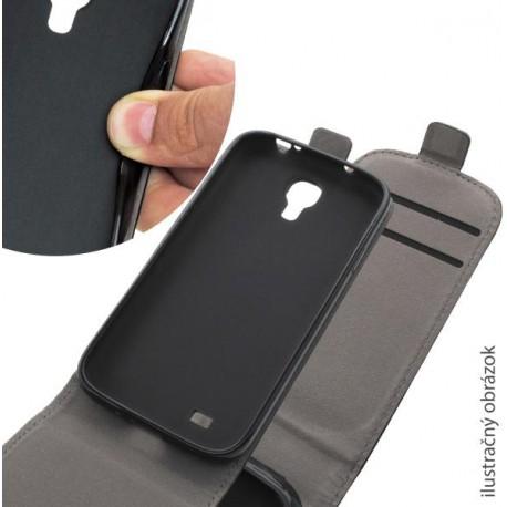Knižkové puzdro LG G3 mini, čierne