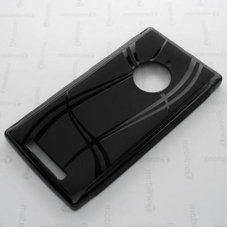 Puzdro Well Lines Nokia Lumia 830, čierne