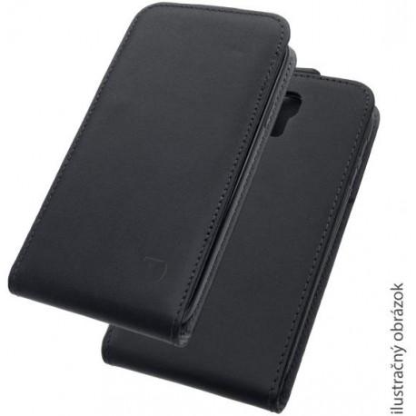 Knižkové puzdro Sony Xperia Z3 Compact, čierne