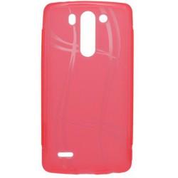 Puzdro Well Lines LG G3 mini, ružové
