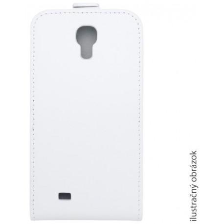 Knižkové puzdro Sony Xperia E3, biele