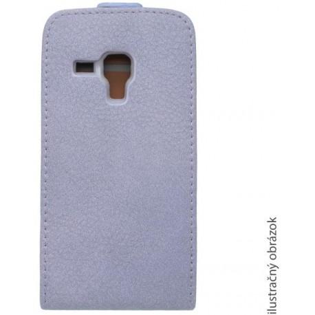 Knižkové puzdro Tidy Sony Xperia M2, modré