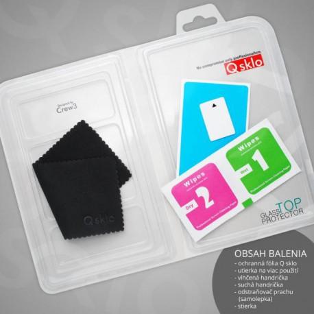 Tvrdené sklo Qsklo 0,25 mm Sony Xperia E3
