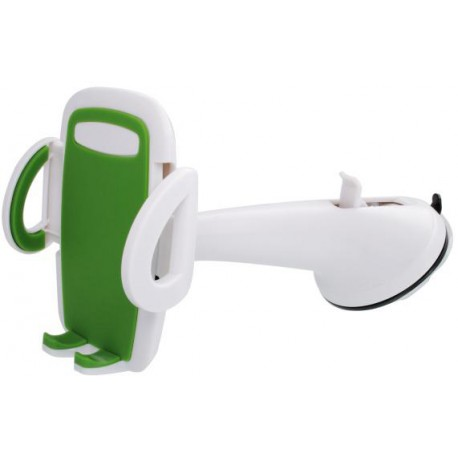 Univerzálny stojan do auta, biely/zelený