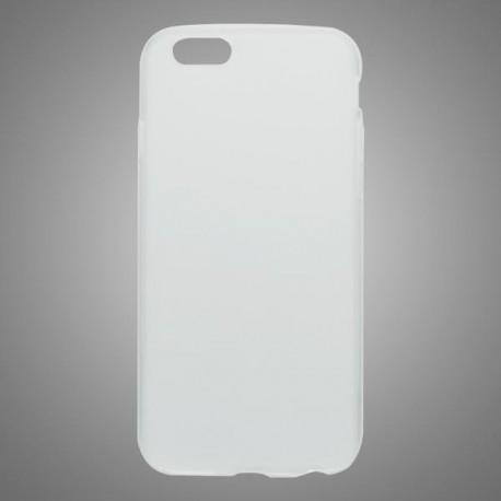 Gumené puzdro Pudding iPhone 6, transparentné