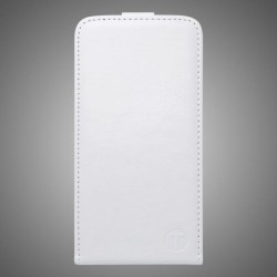 Knižkové puzdro Samsung Galaxy S6, biele