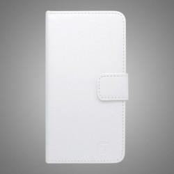 Bočné knižkové puzdro Samsung Galaxy S6, biele